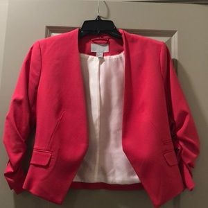 H&M Hot Pink Jacket